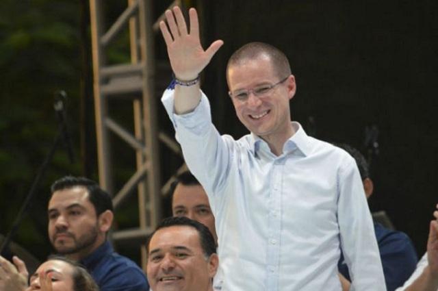 INE ordena que Anaya baje video que publicó en periodo veda electoral