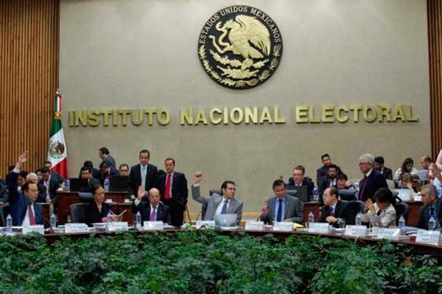 Cuestiona INE a aspirantes del OPLE su seudo afiliación al PRI