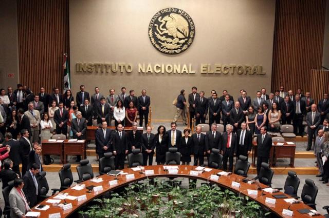 El INE prevé escrutinio de votos lento, pero garantiza el conteo rápido
