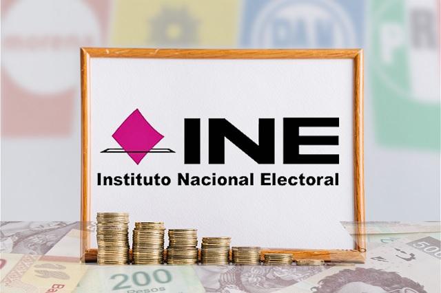 Repartirá INE 739 mp en Puebla por incentivos a su personal