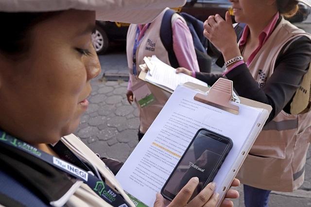 INEGI terminará censos en línea debido al COVID-19