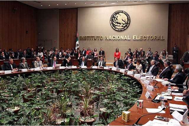 Quiere Morena presidencia rotatoria en INE; diputados registran iniciativa