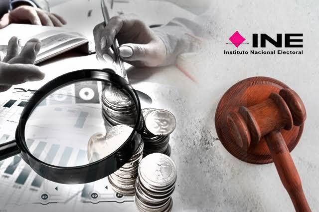 PRI y PSI impugnan multas de 1 mdp que les impuso INE