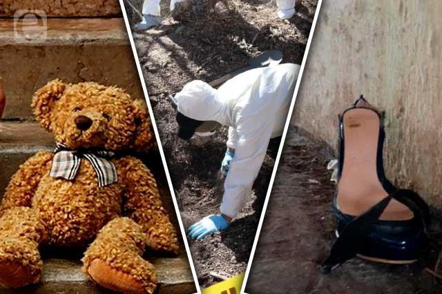 Infanticidios, fosas y feminicidios son la otra pandemia en Puebla