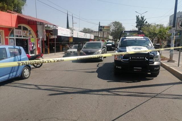 Muere de un infarto abuelito de 87 años en Tehuacán