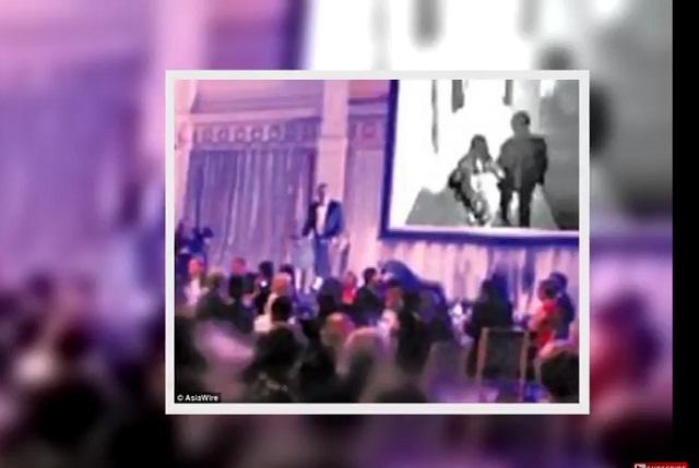 Novio exhibe con video la infidelidad de su pareja y lo pasa en su boda
