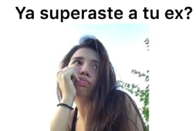 VIDEO Chica no supera ruptura con su novio infiel y su reacción se viraliza