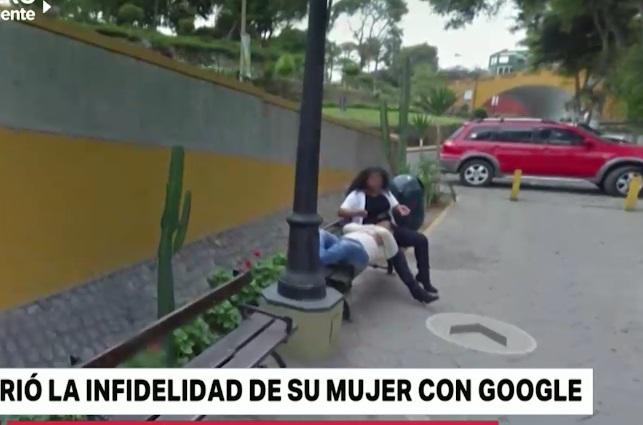 Hombre descubre gracias a google que su esposa le era infiel