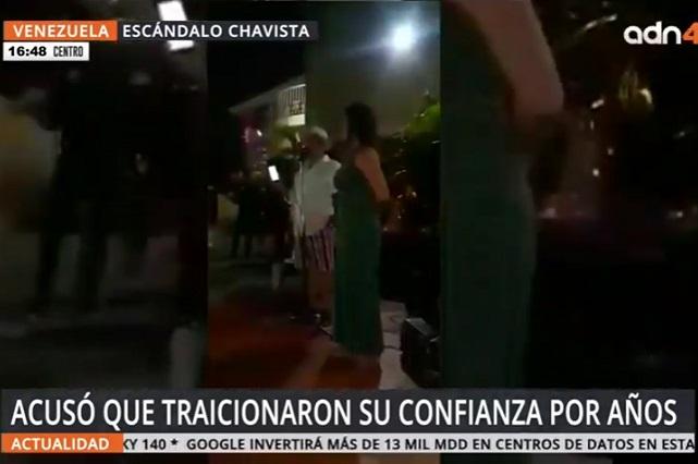 Exhibe a su esposa por serle infiel con diputado venezolano