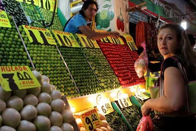 Aumenta la inflación en septiembre y se coloca en 2.97%, la más alta desde 2014