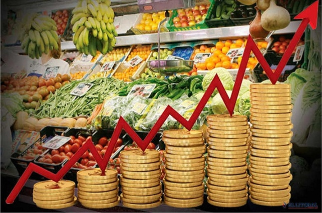 Tuvo Puebla la cuarta inflación más alta en 2019: Inegi