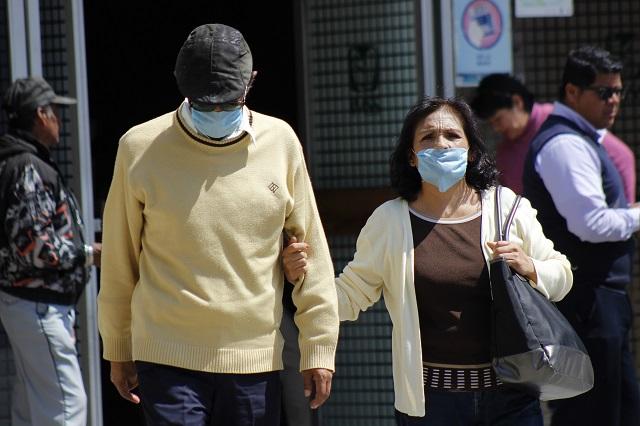 Influenza y otras enfermedades respiratorias, al alza en Puebla