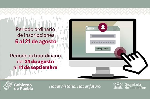 Plantea SEP en Puebla pago de cuotas escolares en dos partes