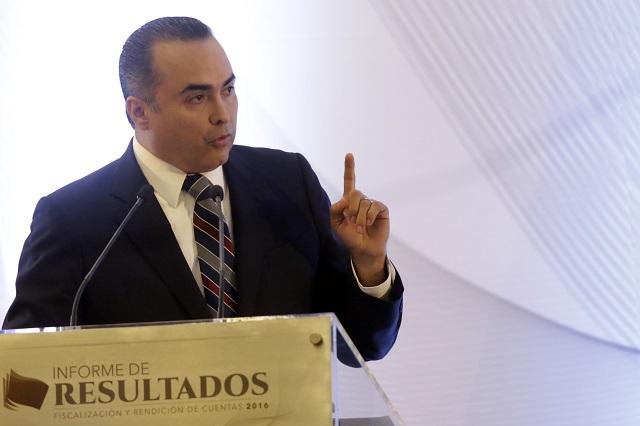 Por reducción de presupuesto, ASE hará ajustes, señala Villanueva