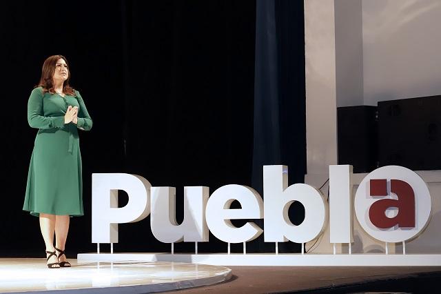 Remodelación de la CAPU y ocho vialidades, anuncia Claudia Rivera