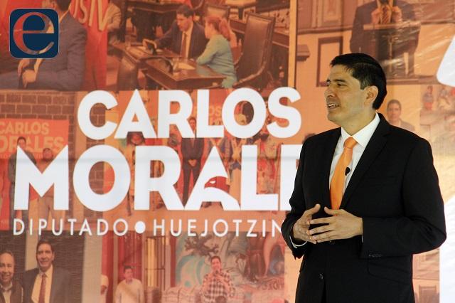 José Cinto Incluye en planilla a hijo de dirigente del PAN