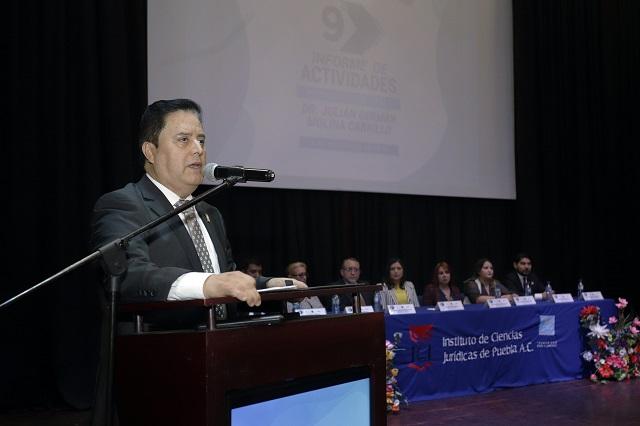 Finalistas en CDH, del grupo de López Badillo: Germán Molina