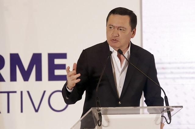 Ahora investigan propiedades de Miguel Ángel Osorio Chong
