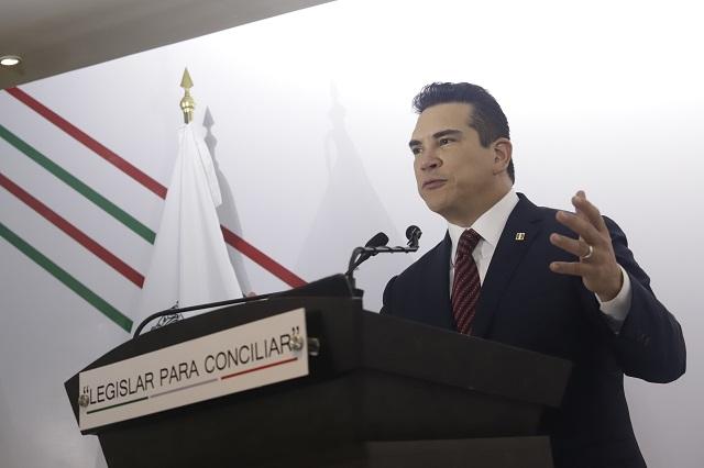 Reta PRI a Morena a un debate sobre resultados de gobierno
