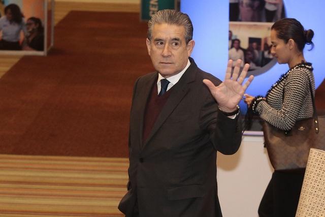Con Diódoro Carrasco comenzarán comparecencias ante el Congreso