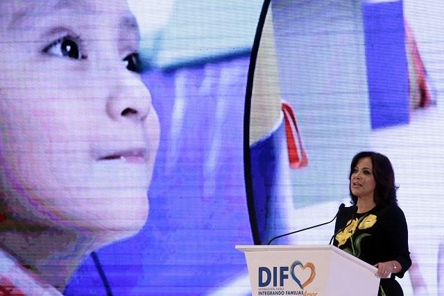 Con fideicomiso protege Dinorah López programa clave del SEDIF