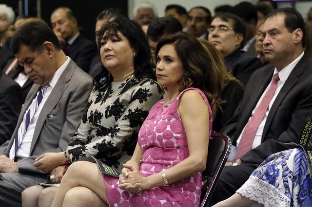 Acortar distancia entre electores y PRI, mi nueva encomienda: Blanca Alcalá