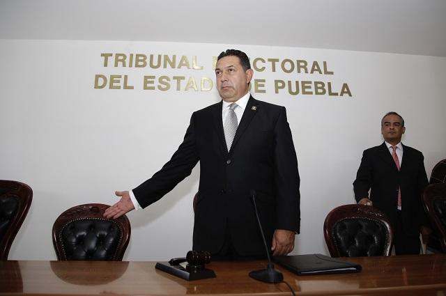 Senado pondrá a magistrado electoral en Puebla por 7 años