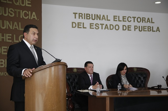 Quiere el TEEP una ampliación presupuestal para 2020
