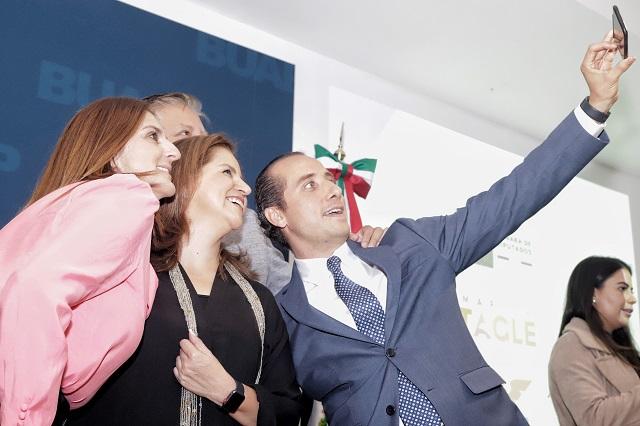 De autoritario y pragmático, califica Mario Riestra a Rafael Moreno Valle