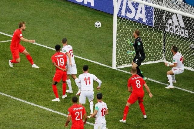 Mira el gol con el que Harry Kane le dio la victoria Inglaterra
