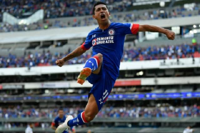 Cruz Azul regresa al liderato después de 3 años
