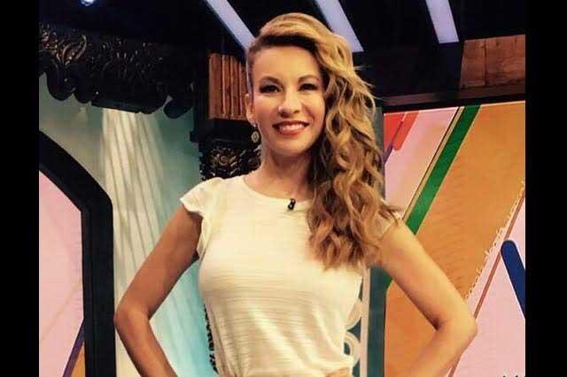 Ingrid Coronado señala que se lleva bien con ex de Fernando del Solar