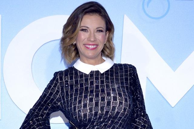 Ingrid Coronado y Andrea Legarreta juntas en Hoy de Televisa