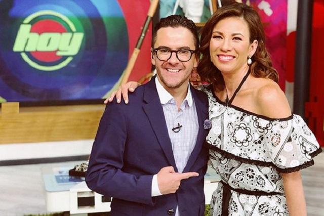 Ingrid Coronado no aparece en Ventaneando y sí en Televisa