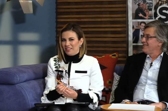 Ingrid Coronado y el juguete sexual que dice está padrísimo