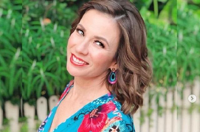 Ingrid Coronado regresó a Televisa y ya condujo Hoy