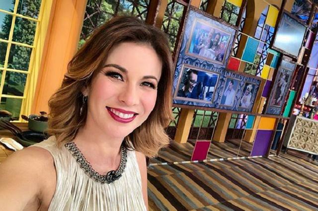 Culpan a Ingrid Corona del tremendo golpe que sufrió Tanía Rincón en vivo