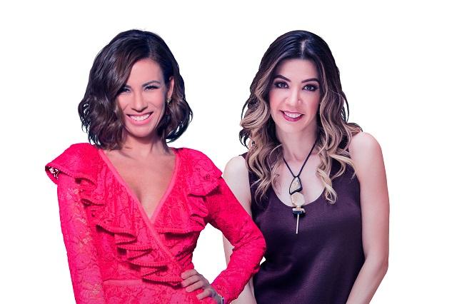 Ingrid Coronado y Tamara Vargas inician Conectadas en MVS