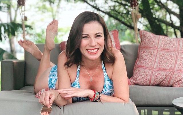 Ingrid Coronado va a Hoy de Televisa y luego a Ventaneando