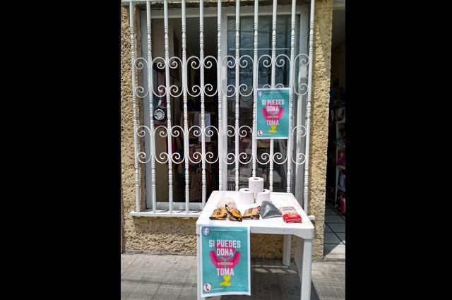 Toman iniciativa para sostener desempleo en Tehuacán