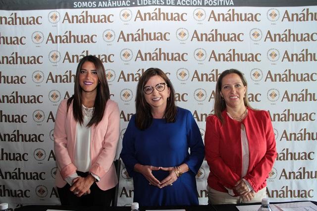 En Universidad Anáhuac, Foro Internacional Innovación y Talento