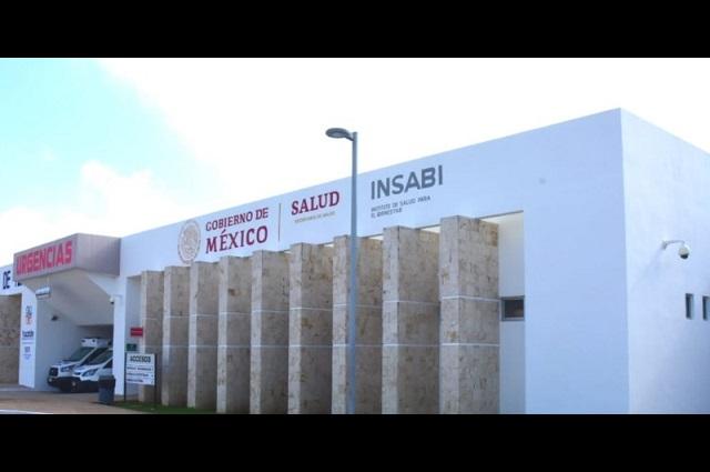 En opacidad, finanzas, abasto y cobertura del INSABI
