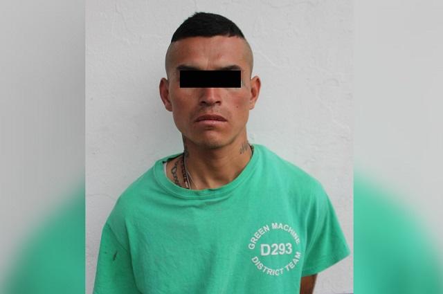 El Mexicano incumplió libertad condicional y lo regresan al Cereso