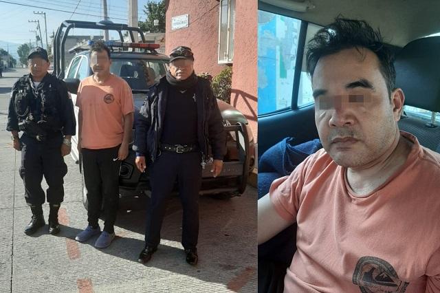 General secuestrado en Puebla fue abandonado en el Edomex