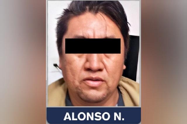 Vinculan a proceso a Alonso por doble femicidio en Acajete