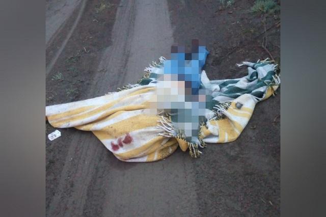 Localizan a mujer ejecutada y encobijada en Acatzingo
