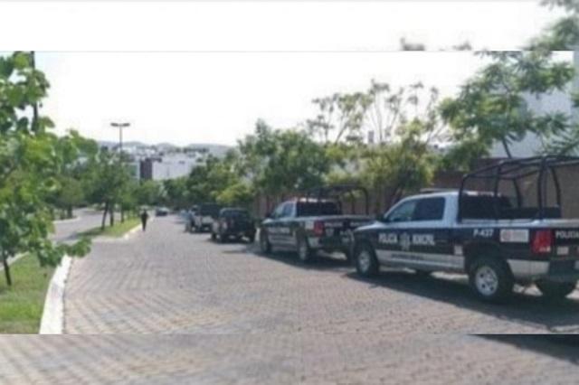 Balean y asaltan a cuentahabiente en Lomas de Angelópolis
