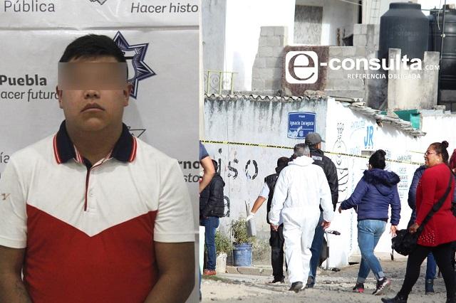 Cae sicario ligado a feminicidio en Xochimehuacán