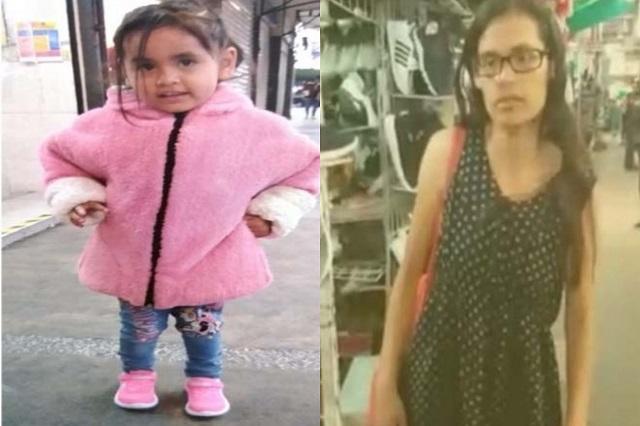 Anahí y su hija desaparecieron en Los Fuertes hace 2 meses