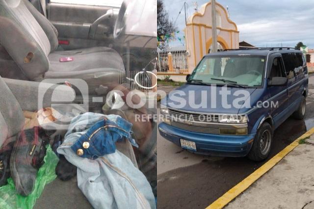 Vecinos frustran secuestro y detienen a 4 en Acajete